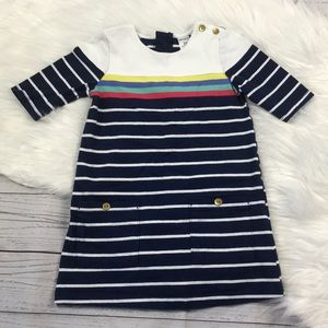Carter's Girl's Nautical Striped Dress